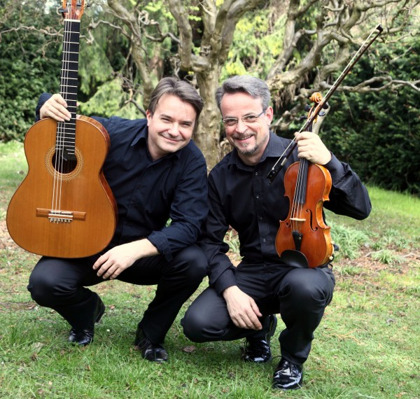 Cloudsky Duo - Krzysztof Pełech & Sebastian Reimann